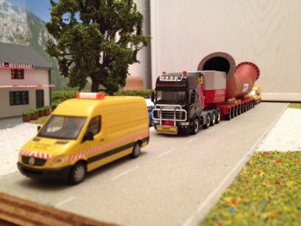 Convoi chargé ! Direction Toulouse !