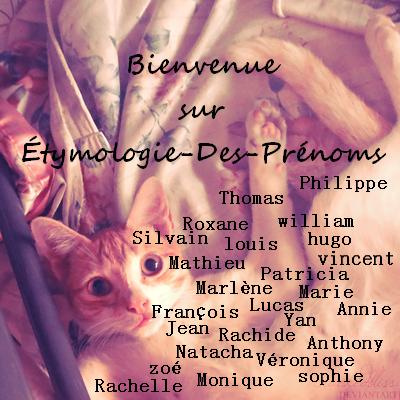 Blogue de etymologie des prenoms vien trouver la racine for Etymologie architecture