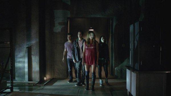 "Stills de l'épisode 4x07 de Teen Wolf ""Weaponized"""