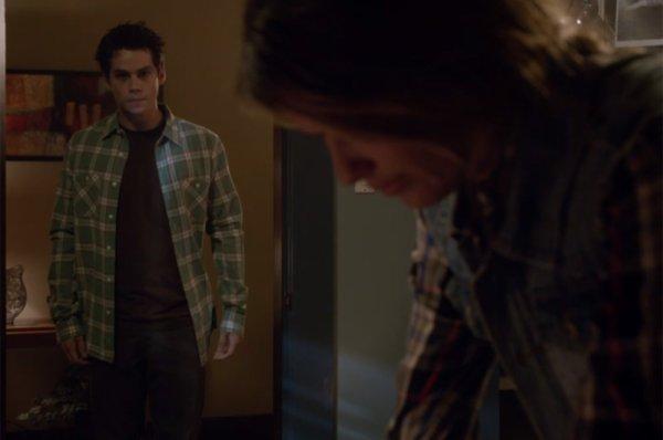 """Stills de l'épisode 4x08 de Teen Wolf """"Time Of Death"""""""