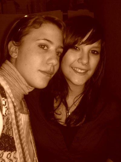 tiziana et moi