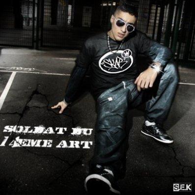 Pochette Album: Soldat du 14 ieme Art et  Islam A Bad