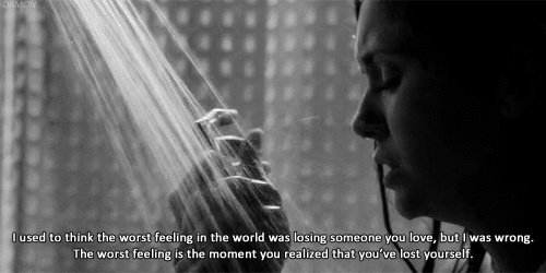 The worst feeling.