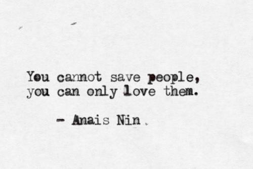 Anais Nin ~