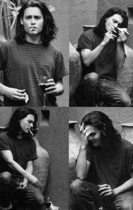Johnny depp. :3