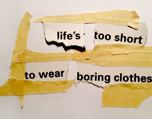 Life's too short !
