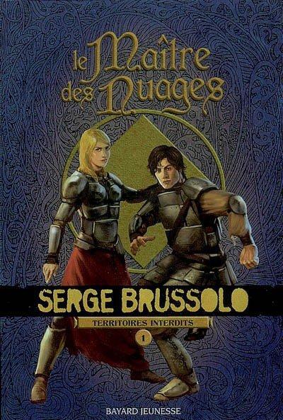 Le maître des nuages de Serge Brussolo