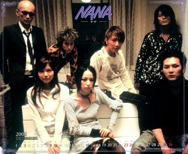 """Suite 1: """"Manga NANA"""""""