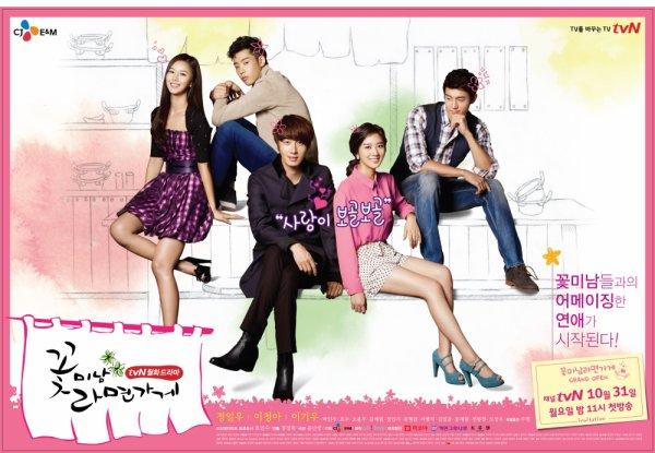 Drama Flower Boy Ramyun Shop