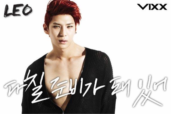 """Histoire du groupe K-pop :""""VIXX"""""""