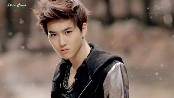 "Histoire du groupe K-pop :""EXO"""