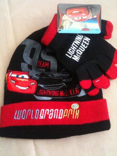 gant + bonnet 8 euro