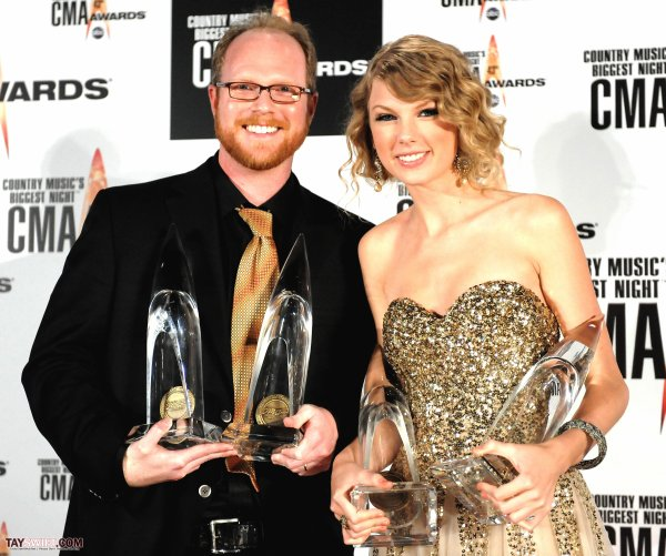 1) Country Music Awards 2009