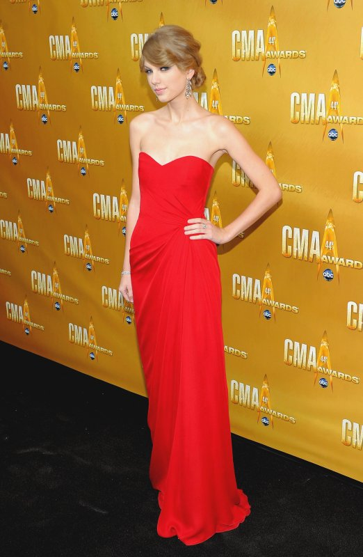 1) Country Music Awards 2010