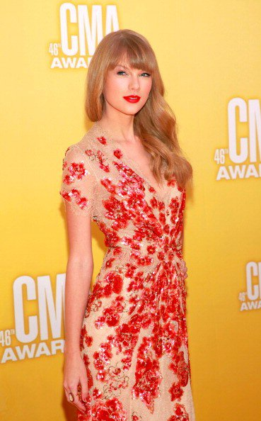 1) Country Music Awards 2012