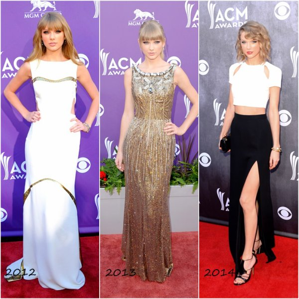 2) Académie of Country Music Awards