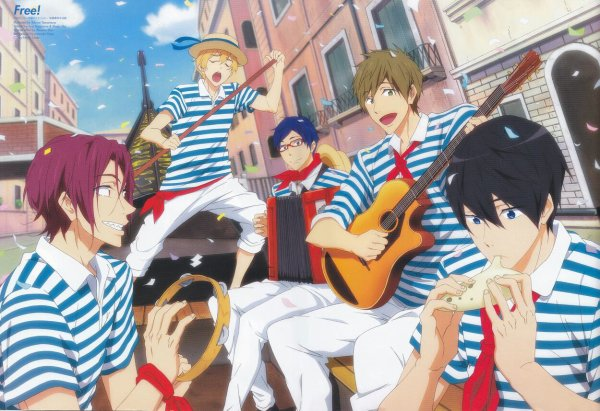 Free ! Official Arts !!!