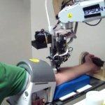 Bientôt des robots pour des prises de sang plus sécuritaires....
