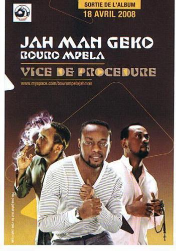 Blog officiel du chanteur polivalent jahman geco bouro mpela