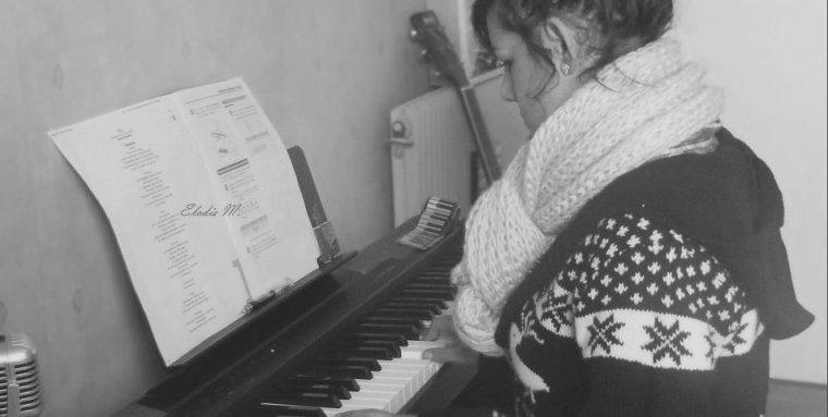 Le piano.. Une passion.