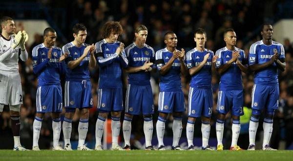 Tous les joueurs de Chelsea