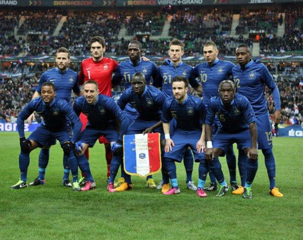 France vs Allemagne 2013