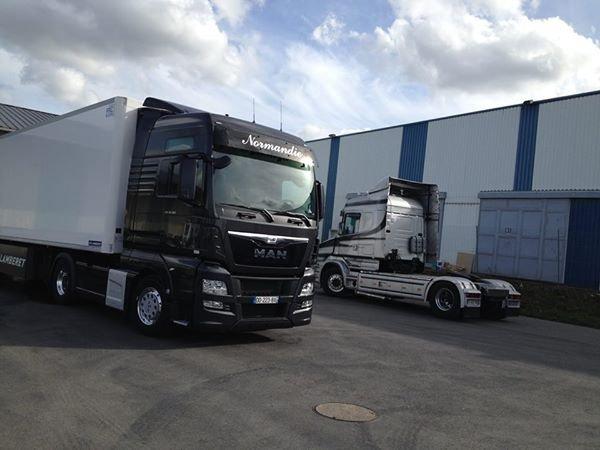 Camion normandie