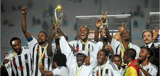 TP MAZEMBE CHAMPION D'AFRIQUE 2010