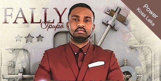 Écoutez des chansons de l'album Power Kosa Leka /Listen to tracks from Fally Ipupa's new album/