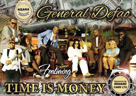 Promo: Générale Defao bientôt de retour avec l'album '' Time is Money