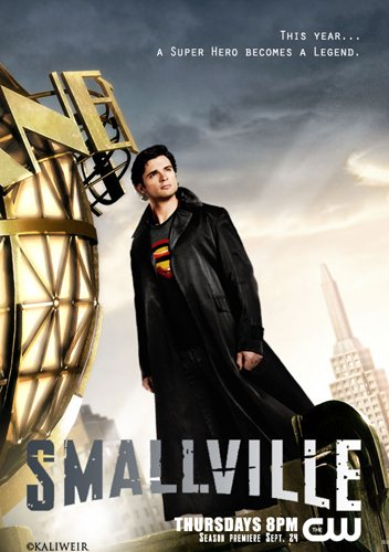 Smallville vient de s'achever dans la dixième saison