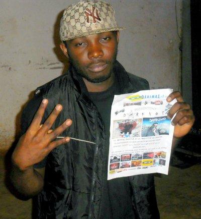 tournée a l'ouest cameroun