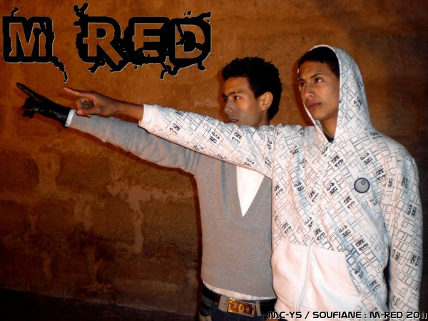M-red : officiel fan page : facebook