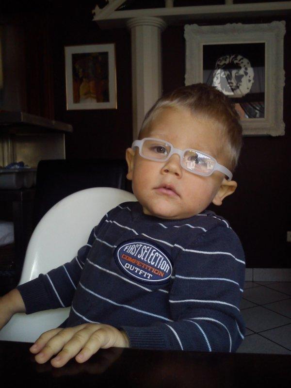 Mon petite fils Leylo