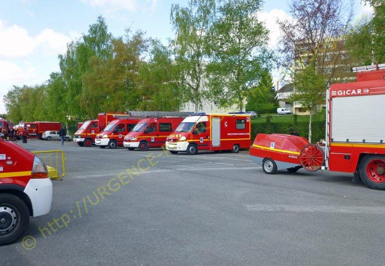 Jpo csp saint quentin sdis 02 05 05 2013 blog de urgence for Garage mercedes saint quentin 02