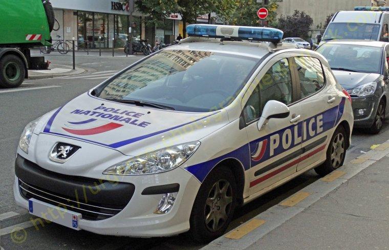 POLICE DE PARIS 21/09/2013
