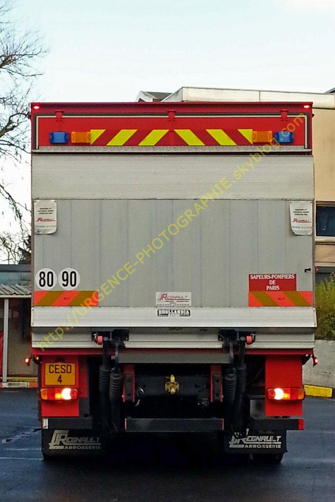 RENAULT MIDLUM 270Dxi CESD 4 BSPP Centre de Secours de Saint-Denis [1.26.1] (2)