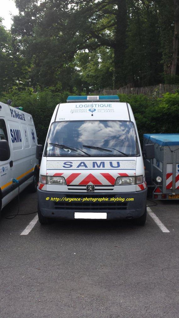 SAMU 92 SMUR GARCHES 08/06/2014 (3)