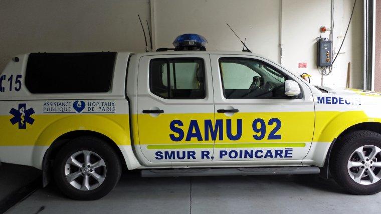 SAMU 92 SMUR GARCHES 08/06/2014 (2)