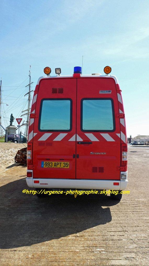 MERCEDES SPRINTER 313 Cdi 4x4 VPL CSP ST MALO (35) 13/06/2014 (2)
