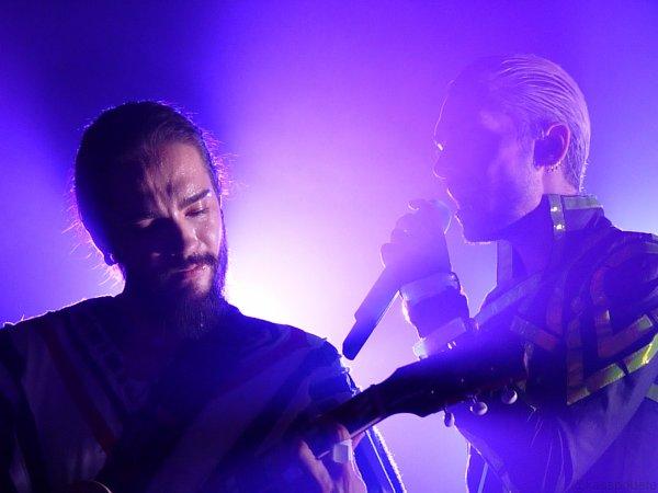 Tokio Hotel 16 aout 2015 Philadelphie
