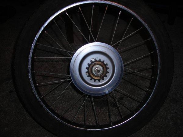roue solex 6000