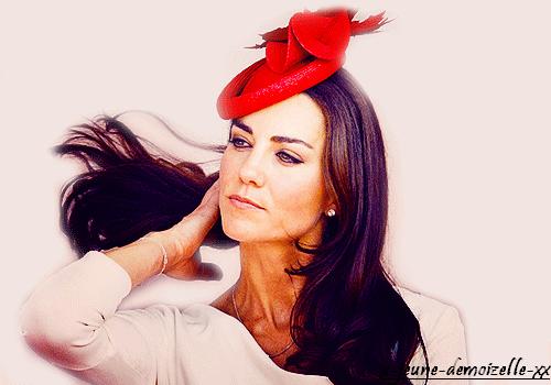Kate Middleton → ♥