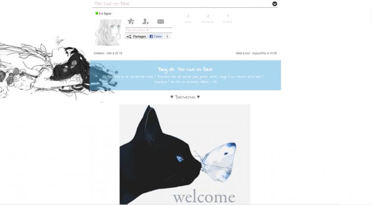 New blog !