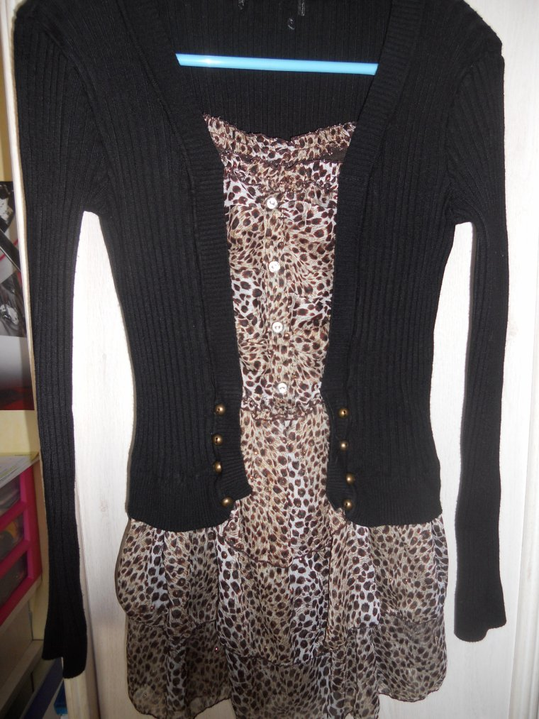 Robe-Gilet, taille M