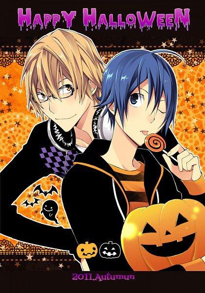 happy halloween ( en retard )