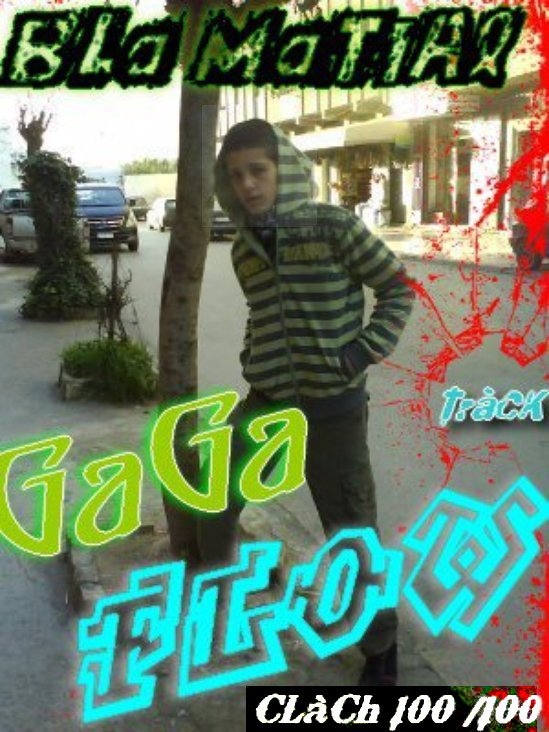 GàGà - FLoW : TRACK BLA MAT7AL