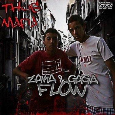 GAGA-FLOW & ZAKA-FLOW