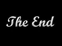 La fin approche..