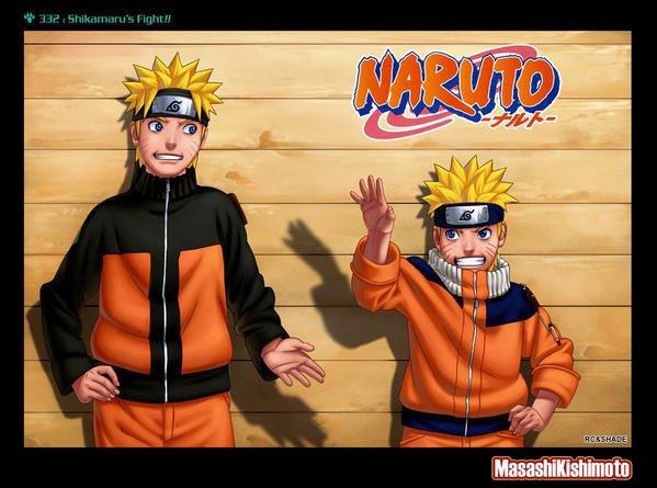 Présentation des 4 Héros - Naruto Uzumaki -